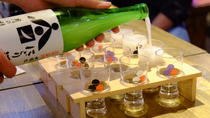 Deep Dive into the Sake World in Kyoto, Kyoto, Sake Tasting and Brewery Tours