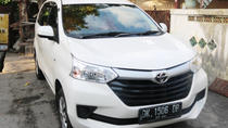 4 Seater Car Toyota Avanza With English Speaking Driver, Kuta, Airport & Ground Transfers