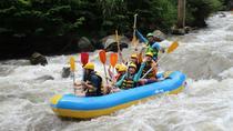 White Water Rafting at Ayung River, Kuta, White Water Rafting
