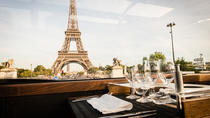Paris City Tour and Lunch by Luxury Bus, Paris, Food Tours