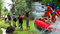 Full-day Bali Rafting and Combination Countryside Cycling Tour, Ubud, Bike & Mountain Bike Tours