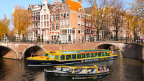 Amsterdam: Hop-On Hop-Off Boat Cruise, Amsterdam, Hop-on Hop-off Tours