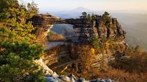 Bohemian Switzerland Hiking Tour from Prague, Prague, Hiking & Camping