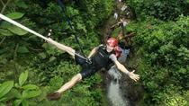 Barranquismo en Lost Canyon, La Fortuna