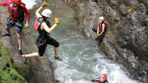 Costa Rica Gravity Falls Canyoning Adventure from La Fortuna, La Fortuna, null