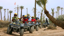 Quad Biking in The Marrakech Palm Grove and Berber Villages, Marrakech, 4WD, ATV & Off-Road Tours