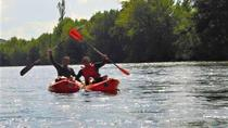 Canoeing in the Ebro River through Vineyards of Rioja Wine Region, Bilbao