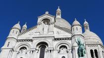 Guided Tour of Sacré-Coeur and Montmartre, Paris, null