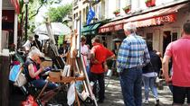 Guided Tour of Sacré-Coeur and Montmartre