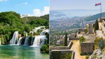 Krka Waterfalls & Klis fortress guided private tour with free wine tasting, Split, Private...