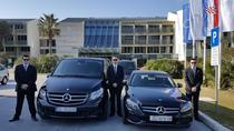 Luxury private transfer: Dubrovnik to Dubrovnik airport, Dubrovnik, Private Transfers