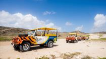 4x4 Tour and Natural Pool Snorkeling in Aruba Including Lunch, Aruba, Half-day Tours