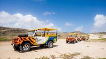 4x4 Tour and Natural Pool Snorkeling in Aruba Including Lunch or Dinner, Aruba, Sunset Cruises