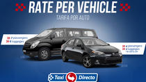 Official Airport Taxi and Van Service, Lima, Bus & Minivan Tours
