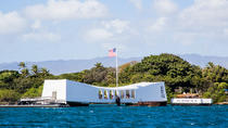 Tour di mezza giornata a Pearl Harbor da Honolulu, Oahu