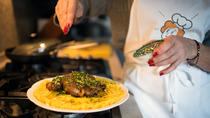 Dining experience at a Cesarina's home in Milan with show cooking, Milan, Food Tours