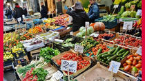 Local Market Tour and Dining experience at a Cesarina's home in Chianti, Florence, Market Tours