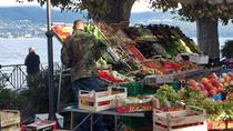 Local market visit and dining experience at a Cesarina's home in Como, Pavia, Market Tours