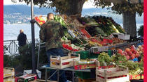 Local market visit and dining experience at a Cesarina's home in Como, Lake Como, Market Tours