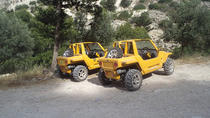 Self Drive Jeep Safari (FULL DAY), Paphos, 4WD, ATV & Off-Road Tours