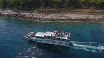 Three Island Tour to Blue Lagoon, Ciovo and Maslinica, All-inclusive, Split, Day Cruises