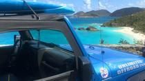 SURF N TURF -- Premier Land & Sea adventure of 2 ISLANDS!, St Thomas, Custom Private Tours