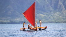 Hawaiian Outrigger Canoe Sailing Adventure in Kane'ohe Bay, Oahu, Sailing Trips