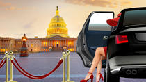 Private City Tour with Driver Guide, Washington DC, Private Sightseeing Tours