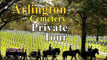 Visite privée du cimetière d'Arlington, Washington DC, Private Sightseeing Tours