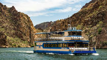 Desert Belle Sightseeing Cruise on Saguaro Lake, Phoenix, null