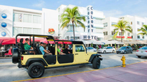 Private Tour: South Beach Sightseeing, Miami, null