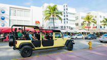 Tour privato: giro turistico di South Beach, Miami, Tour in città