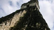 Enjoy a Day Trip by air of the archaeological site of Tikal from Guatemala City, Guatemala City, ...