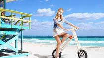 Electric Bike eco friendly 1 hour ride in Art Deco Miami Beach, Miami, Bike & Mountain Bike Tours