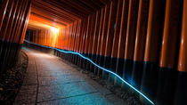 Fushimi Inari After Dusk Photography Tour, Kyoto