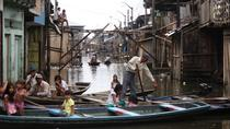 Belen  See floating village and colorful market with Jungle Reps, Iquitos