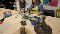 MAKE YOUR OWN SOUVENIR WORKSHOP, Athens, Pottery Classes