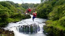 Volcano and Zipline Adventure, Big Island of Hawaii, Half-day Tours