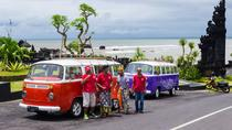 Bali Beach and Bar Hopping Tour by Custom 1980 VW Kombi Bus, Jimbaran, Private Day Trips