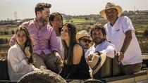 Afternoon Wine & Cava with Tapas & 4WD Vineyards Experience Premium Small Group, Barcelona, 4WD, ...