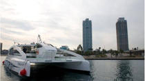 Barcelona Small-Group Walking Tour with Eco-Boat Cruise and Helicopter Flight, Barcelona, Walking ...
