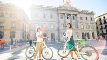 Ebike Tour with Cable Car Ride and Boat Cruise Barcelona Premium Small Group , Barcelona, Sailing ...