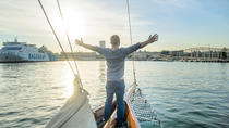 Intimate Sunset Sailing Premium Small Group Experience, Barcelona, Sailing Trips
