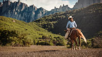 Montserrat Monastery and Horseback Riding Premium Small Group Tour from Barcelona, Barcelona, ...