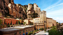 Montserrat Monastery and Natural Park Hiking Tour from Barcelona, バルセロナ
