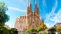 Private Sagrada Familia & Parc Güell Tour with Helicopter Flight, Barcelona, Private ...