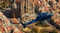 Private Sagrada Familia & Parc Güell Tour with Helicopter Flight, Barcelona, Private Sightseeing ...