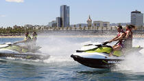 Sea Front Explorer: Segway and Jet Ski in Barcelona , Barcelona, Waterskiing & Jetskiing