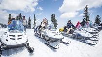 Snowmobile Tour & Mountain Hut overnight with breakfast & dinner in Andorra, Andorra, Overnight...
