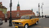 Private Tour: Historic Warsaw by Retro Fiat, Warsaw, Historical & Heritage Tours